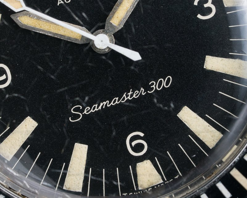 Omega 165.024 Vintage Seamaster 300 FULL ORIGINAL PAPERS