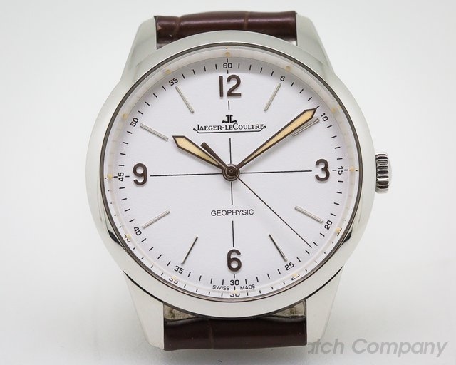 Jaeger LeCoultre Geophysic 1958 SS Limited