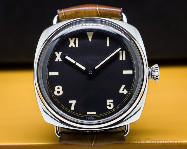 Panerai Radiomir California 3 Days Black Dial