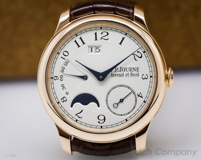 F. P. Journe Octa Automatique Lune Rose Gold 40mm