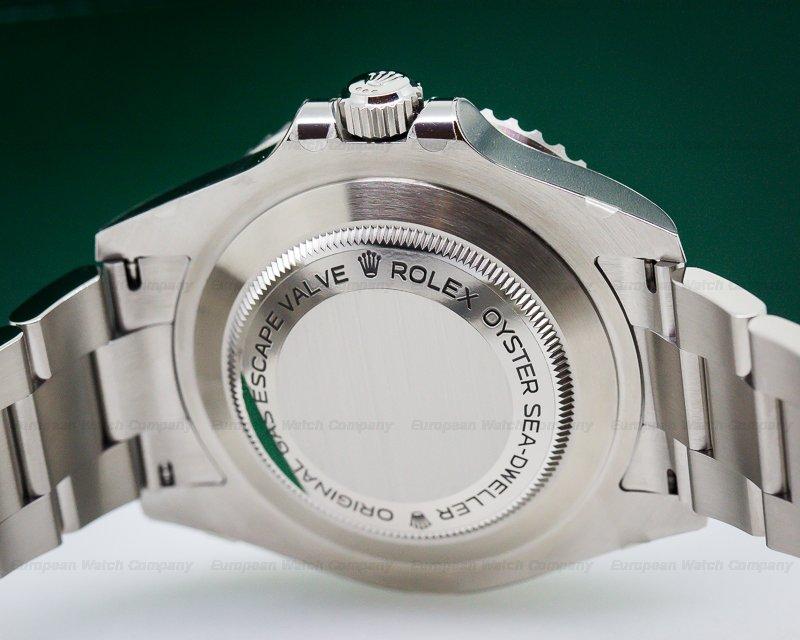(26727) Rolex 126600 126600 Sea Dweller RED 43mm 50th ...