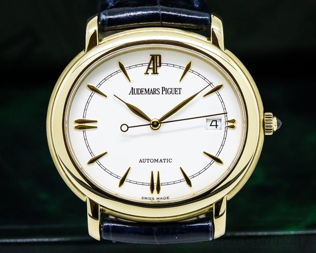 Audemars Piguet 14908 Millenary Automatic 18K Yellow Gold
