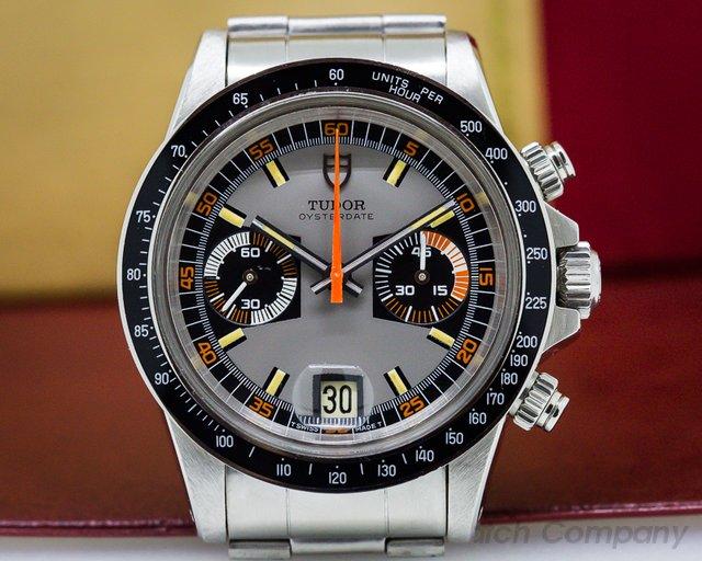 "Tudor Vintage 7149 / 0 ""Monte Carlo"" Chronograph FULL SET WOW"
