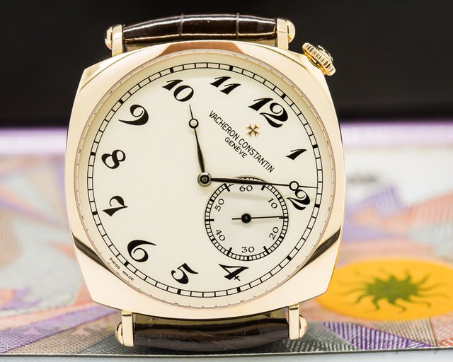 Vacheron Constantin 82035/000R Historiques American 1921 18K Rose Gold