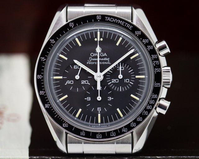Omega Vintage Speedmaster SS 145.0022 20th Anniversary