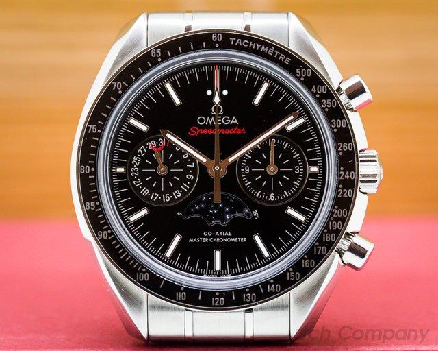 Omega Speedmaster Automatic Moon SS UNWORN