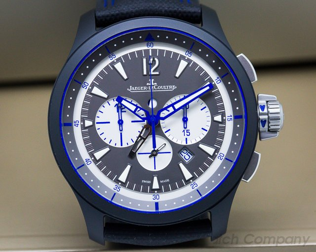 Jaeger LeCoultre Q205C571 Master Compressor Chronograph GMT Ceramic Limited
