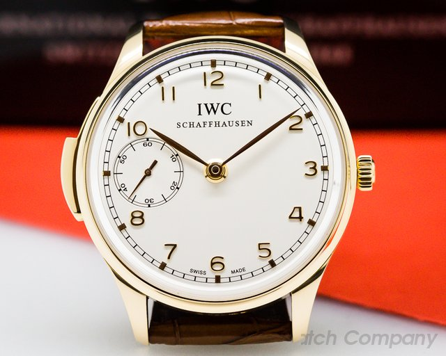 IWC IW524202 Portuguese Minute Repeater 18K Rose Gold Limited