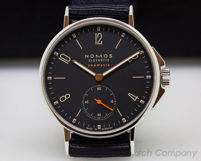 Nomos Ahoi Neomatik Atlantik / Display Back SS