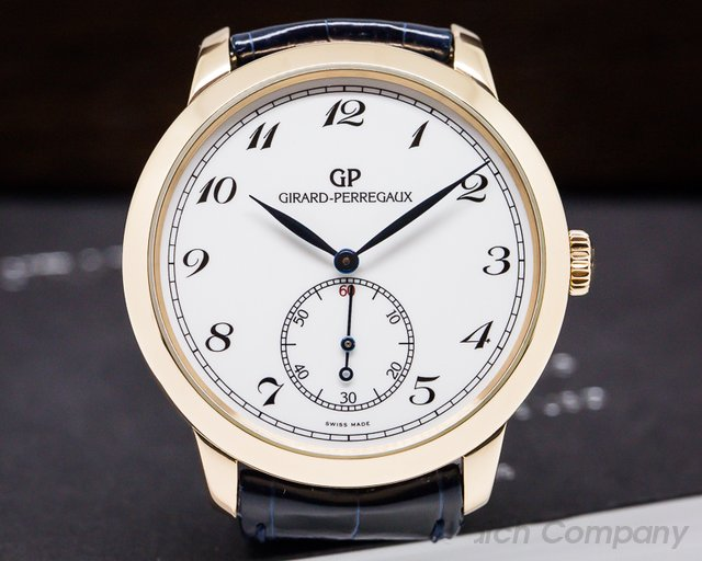 Girard Perregaux 1966 Automatic Small Seconds Pink Gold