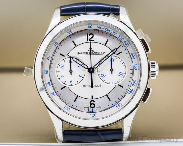 Jaeger LeCoultre Q1538530 Master Chronograph SECTOR DIAL UNWORN