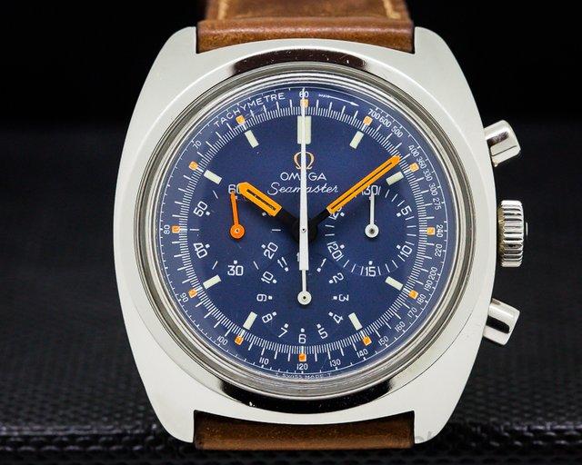 Omega Vintage Seamaster 145.029 Caliber 861 Movement