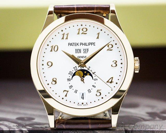 Patek Philippe 5396R Annual Calendar Rose Gold