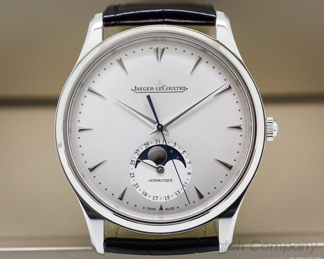 Jaeger LeCoultre Q1368420 Master Ultra Thin Moon SS