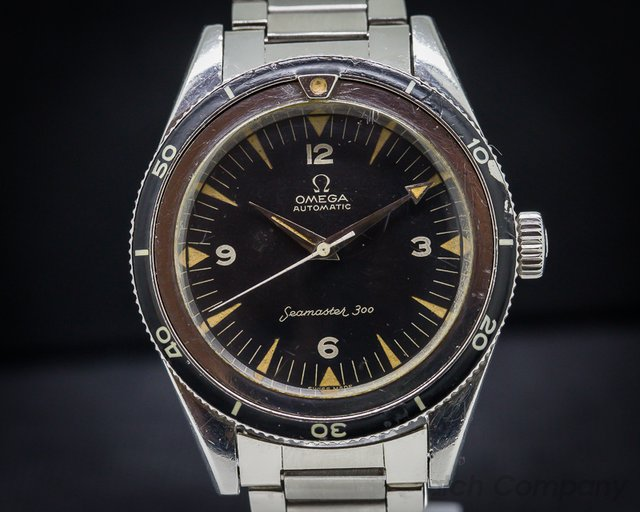 Omega Vintage Seamaster 300 SS EXCELLENT CONDITION