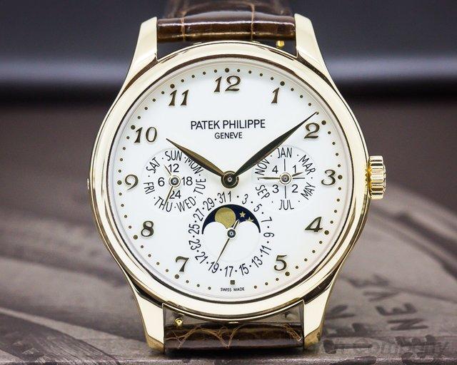Patek Philippe Perpetual Calendar 18K Yellow Gold