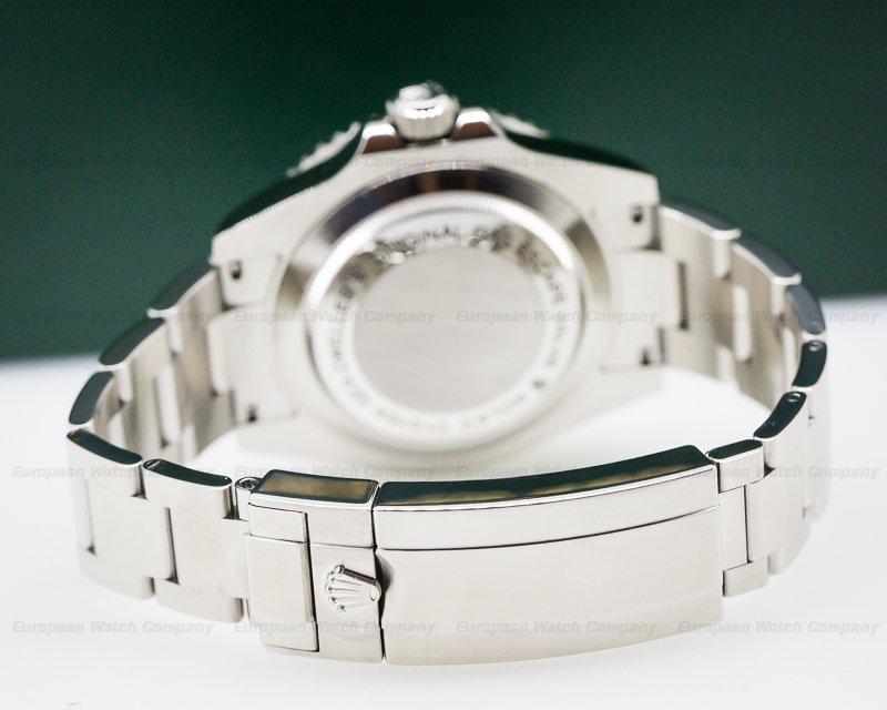 (26979) Rolex 116600 Sea Dweller 4000 SS / SS DISCONTINUED
