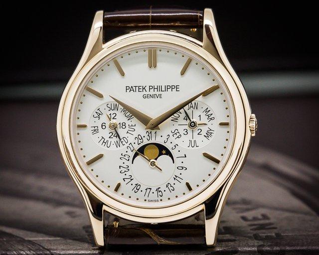 Patek Philippe Perpetual Calendar 18K Rose Gold