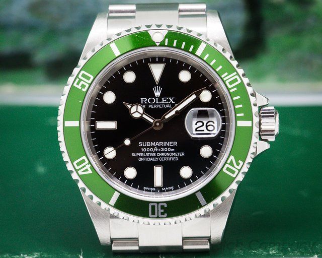 Rolex Submariner 50th Anniversary F Series