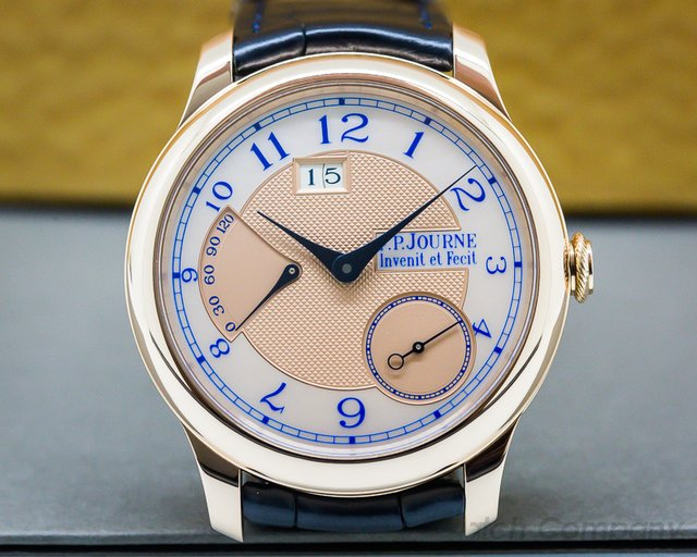 F. P. Journe Octa Automatique Reserve Rose Gold MOP Dial