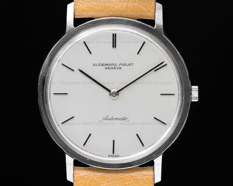 Audemars Piguet 5273 Vintage Ultra-Thin Automatic SS RARE!