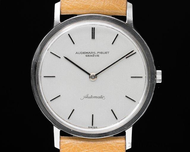 Audemars Piguet 5273 Vintage Ultra Thin Automatic SS RARE!