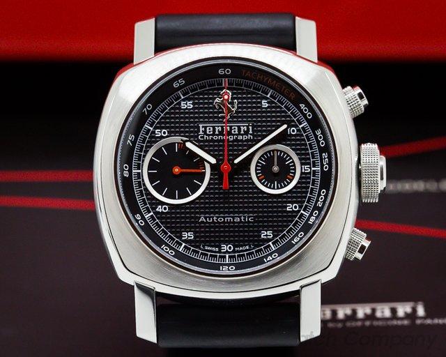 Panerai Ferrari Granturismo Chronograph SS