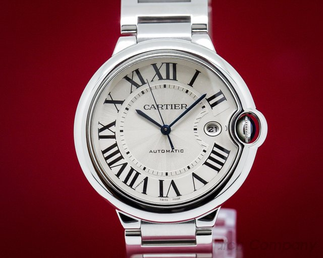 Cartier Ballon Bleu Automatic SS 42MM