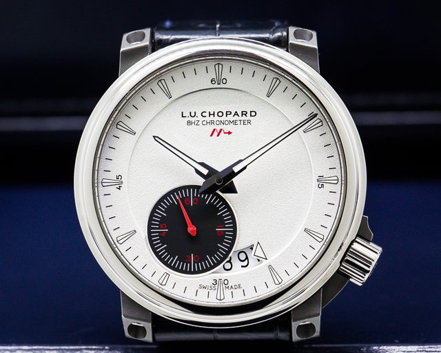 Chopard L.U.C 8HF Limited Edition 100 Pieces Titanium