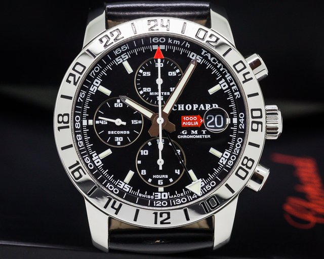 Chopard Limited Edition 2004 Mille Miglia Chrono GMT