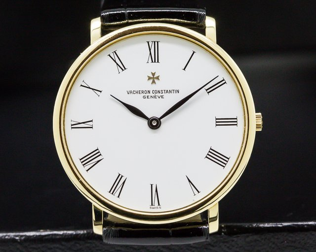 Vacheron Constantin Patrimony Extra Thin Yellow Gold
