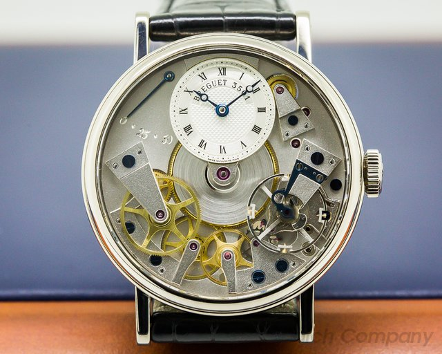 Breguet La Tradition 18K White Gold