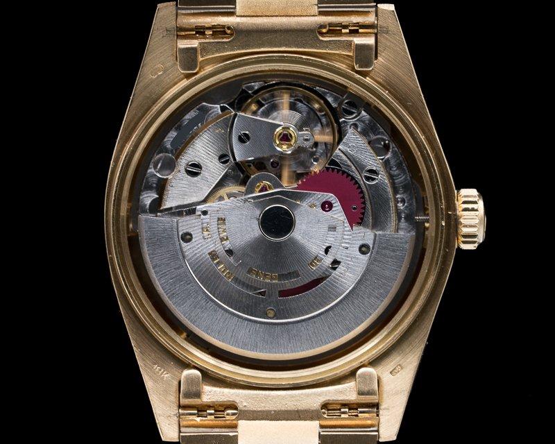 "Rolex 18038 Day Date ""TIFFANY & CO"" Yellow Gold / President Bracelet"