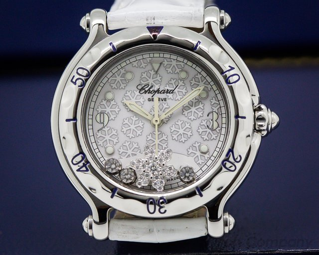 Chopard Happy Snowflakes SS
