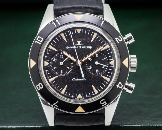 Jaeger LeCoultre Tribute to Deep Sea Vintage Chronograph