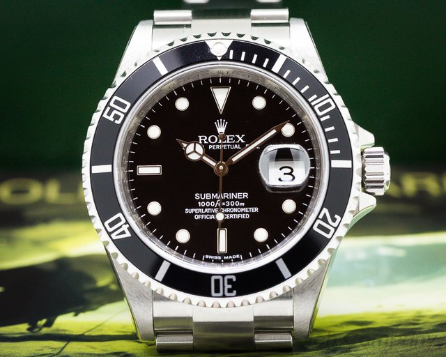 Rolex Submariner Date NEW OLD STOCK / STICKERS