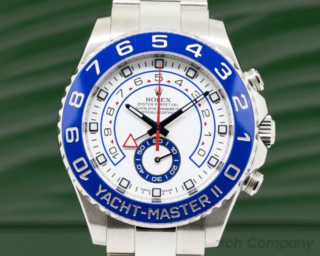 Rolex Yacht Master II SS