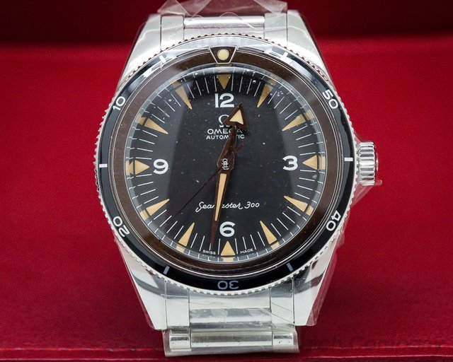 Omega Omega Seamaster 300 - 60th Anniversary Limited Edition UNWORN