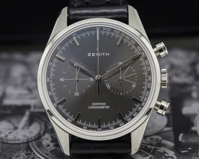 Zenith El Primero Classic Chronograph Limited for HODINKEE