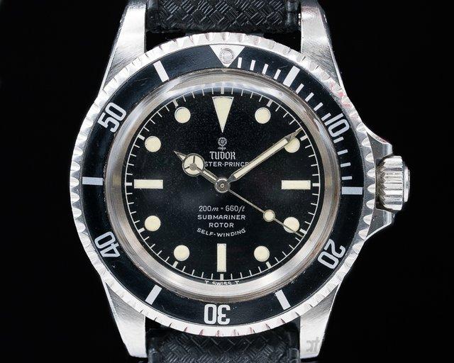 "Tudor Vintage Submariner ""Rose Logo"" Gilt Chapter Ring FANTASTIC"
