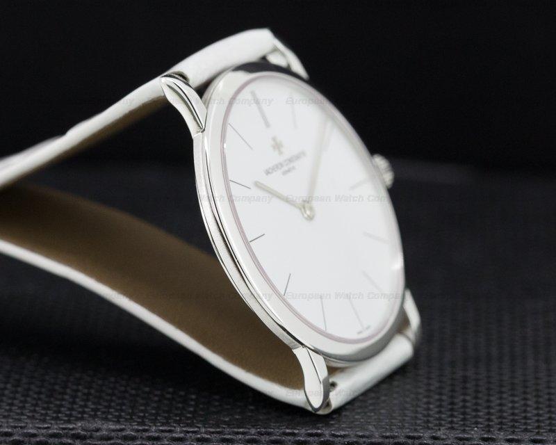 Vacheron Constantin 33093/3 Patrimony Extra Thin White Gold
