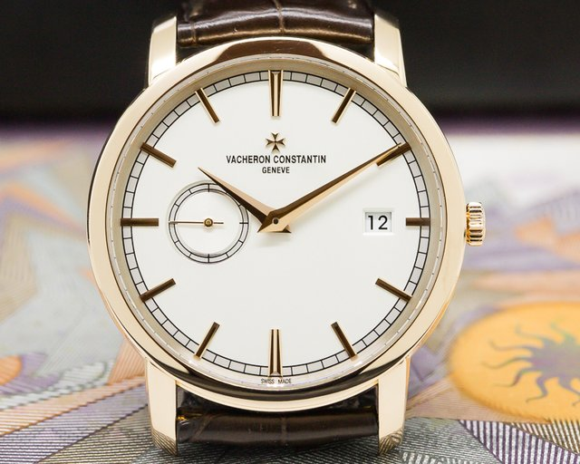 Vacheron Constantin Patrimony Traditionnelle Automatic 18K Rose Gold