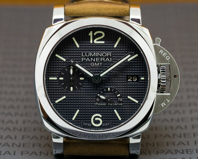 Panerai Luminor 1950 3 Day GMT Power Reserve 42MM