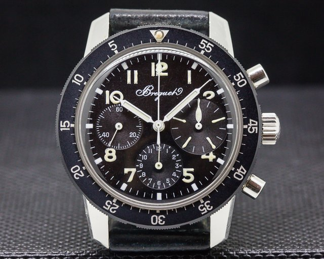 Breguet Vintage Type XX Civilian 1970s PERFECT