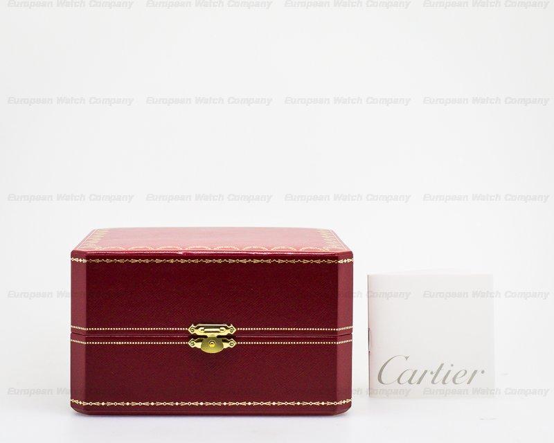 "Cartier Ronde Louis ""Privee Collection"" Manual Wind Platinum"