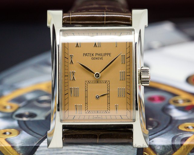 Patek Philippe Pagoda 18K White Gold Limited COMPLETE