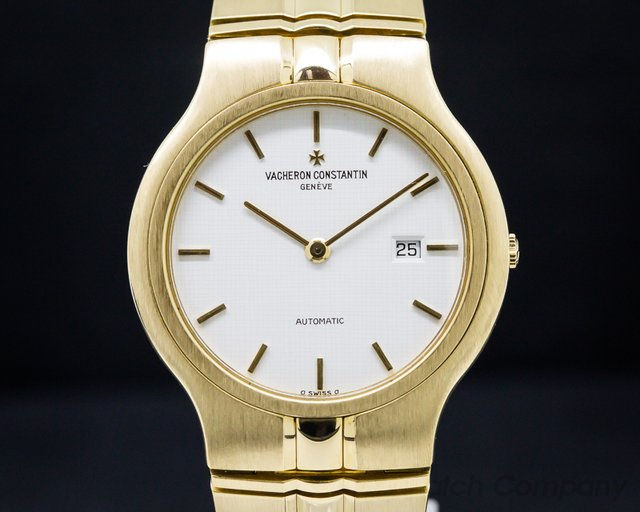 Vacheron Constantin 48010 Phidias Automatic 18k Yellow Gold