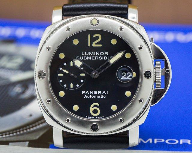 Panerai PAM00024 Luminor Submersible SS