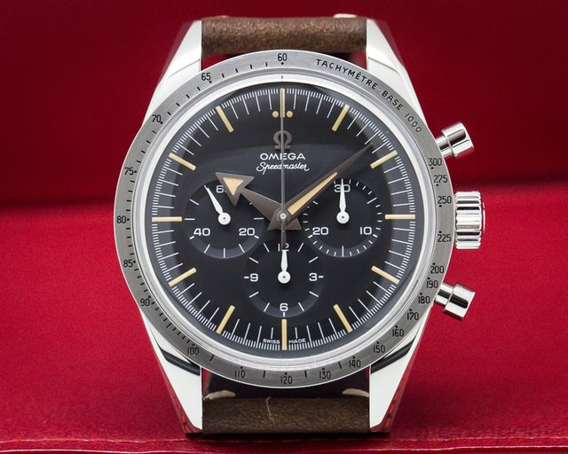 Omega Speedmaster 1957 Trilogy LIMITED EDITION AS NEW