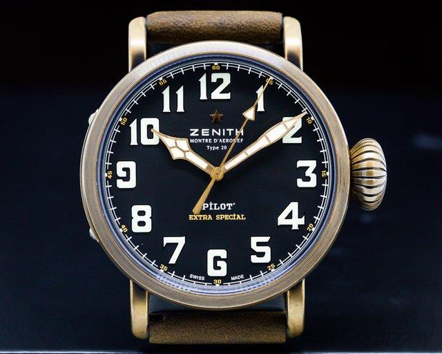 Zenith Pilot Type 20 Bronze Extra Special UNWORN
